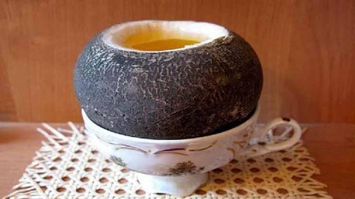 сок чёрной редьки с мёдом