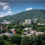 Мой любимый город Пятигорск