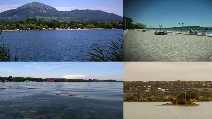 Ново Пятигорское озеро