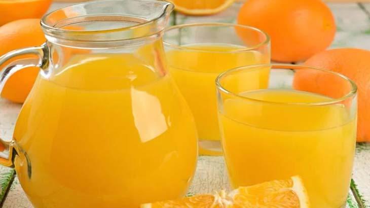 Напиток апельсиновый