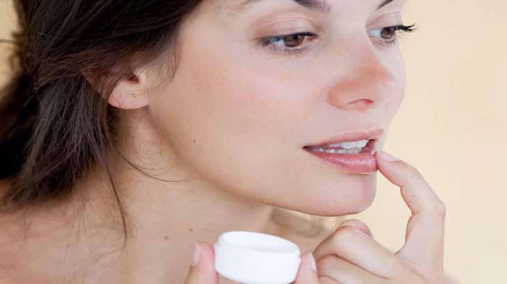 Увлажняющий бальзам для губ