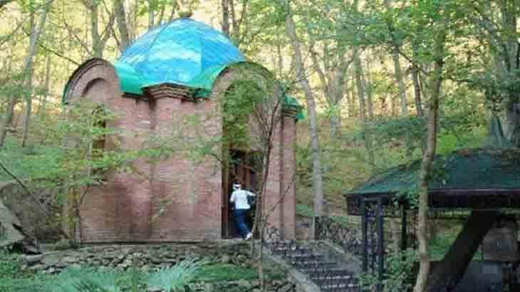 Святые источники Феодосия Кавказского