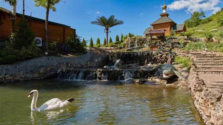 «Парк Родник» в Пятигорске