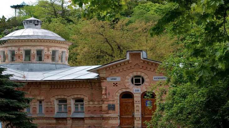 Пятигорские Ермоловские ванны