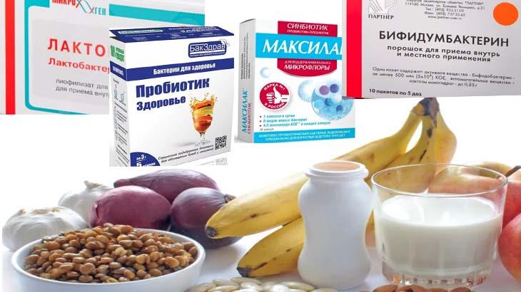 Пробиотики, как пищевые добавки