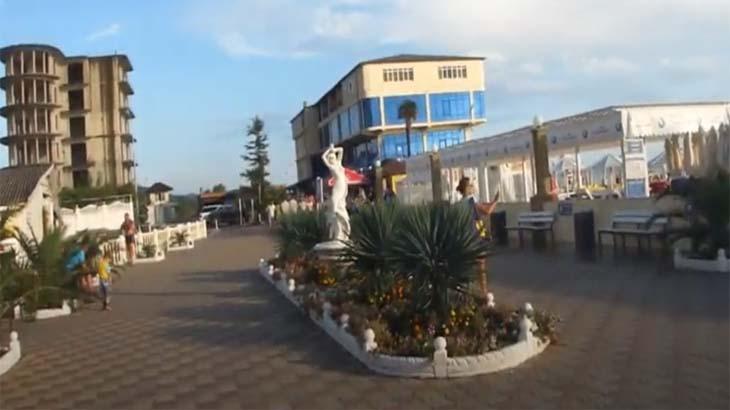 Поселок Лазаревское