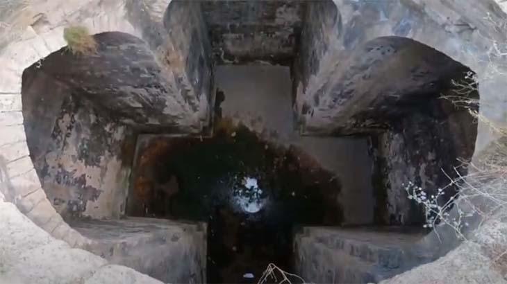 Крестообразное водохранилище