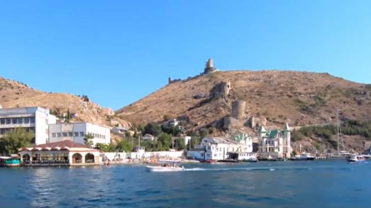 Генуэзская крепость в Балаклаве
